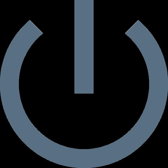 Visuel bouton power visioconférence G2J